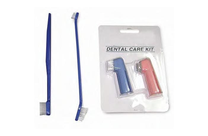 Cepillos de dientes para perro