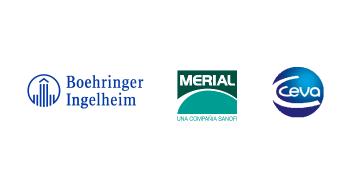 Boehringer Ingelheim Ceva Merial logos