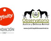 Alianza entre Fundación Affinity y Observatorio Justicia y Defensa Animal