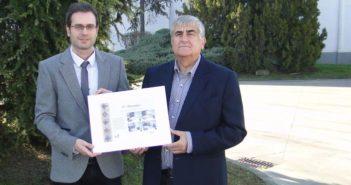 Cotécnica recibe el diploma de ganador del Concurso de Publicidad Ateuves