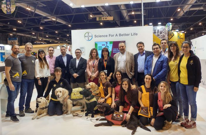 Terapias asistidas y wearables para mascotas novedades de - Novedades para mascotas ...