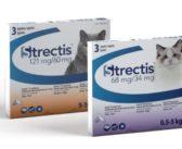"""""""Strectis trata y previene las infestaciones causadas por pulgas y garrapatas"""""""