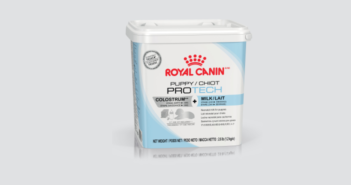 Puppy Pro Tech de Royal Canin reduce la mortalidad neonatal de los cachorros