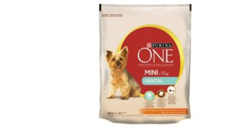 Purina One Mini Dental para combatir bacterias, placa y sarro