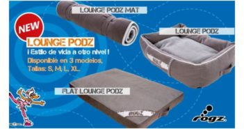 Camas Lounge, de Rogz