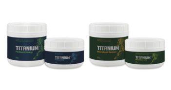 Nueva línea deportiva Titanium