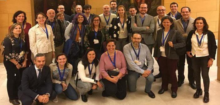 Ceve representó a la Veterinaria en las jornadas de Ciencia del Parlamento