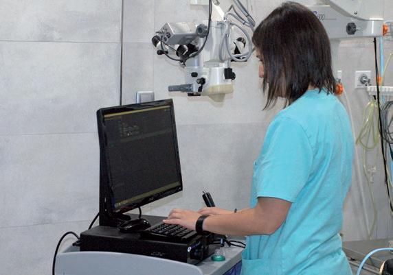 El paciente oftalmológico en la consulta