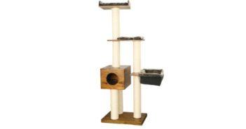 Rascadores de gato Petlando de madera maciza