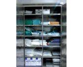 Esterilización y almacenamiento del material quirúrgico