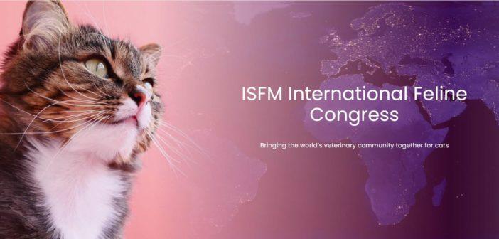 La ISFM ofrecerá un congreso virtual gratuito para veterinarios y auxiliares
