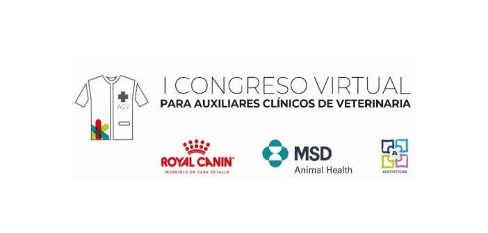 Nace el I Congreso Virtual para Auxiliares Clínicos de Veterinaria